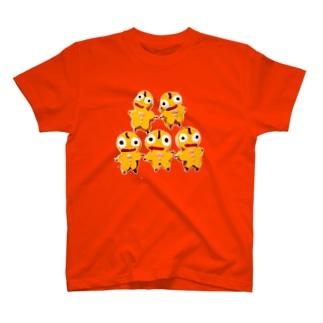 ナスボン・ファイブ T-shirts