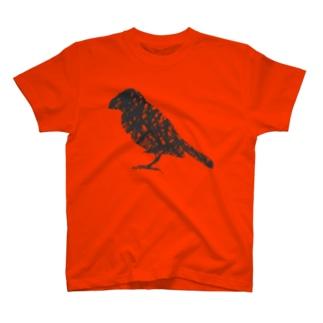 ペンタッチ 鳥 T-shirts