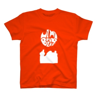 修正版白抜きバージョン T-shirts