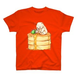 アイスのっけたホットケーキ T-Shirt