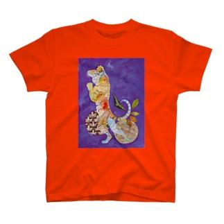 Sumatra-Chocolate-Tiger design T-shirts