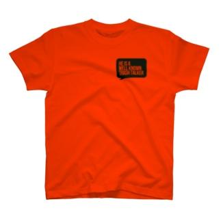 ささやき戦術Tシャツ T-shirts