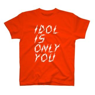 君だけがアイドル T-shirts