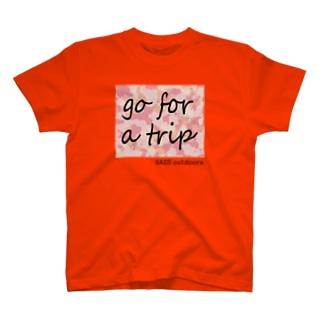 GASS outdoors T-shirts
