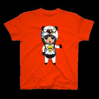 ʚ一ノ瀬 彩 公式 ストアɞのちびキャラ/FUNKYTYPE【一ノ瀬彩】 T-shirts