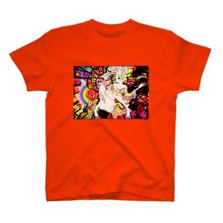 花魁少年 T-shirts