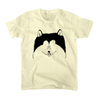 たとえばアラスカンマラミュート Tシャツ
