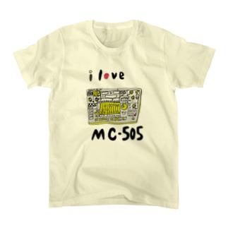 i love MC-505 Tシャツ
