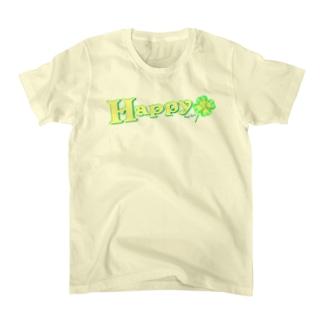Happy Tシャツ