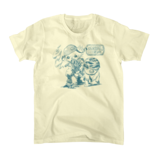 さちおくん戦争編 Tシャツ