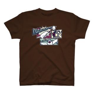 アメコミ文鳥 Tシャツ