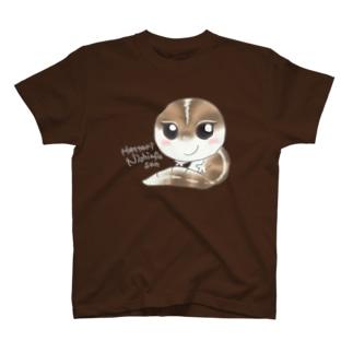 まったりニシアフさん Tシャツ