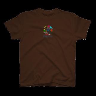 skyerのドロンソンTシャツ