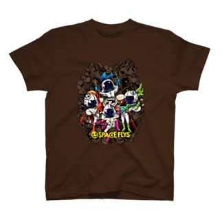 SPACE FLYS Tシャツ