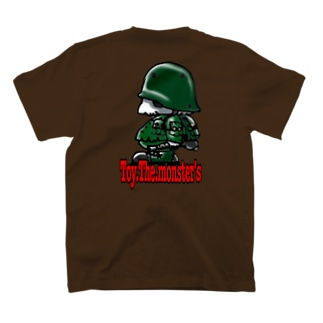 Toy.The.monster's AK side T-shirts