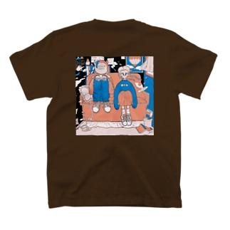 グラフィックT T-shirts