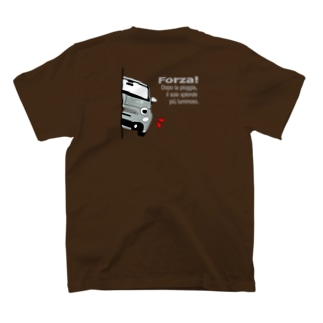 ひょっこり(あば)ちん 70アニベルサリオ2 特濃 T-shirts