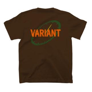 変異体 T-shirts