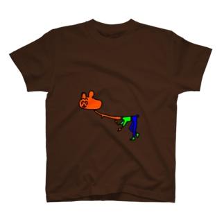 クールなハムスター T-shirts