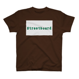 Streetboard game style T-shirts