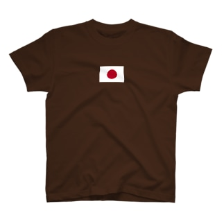 日本 国旗 T-shirts