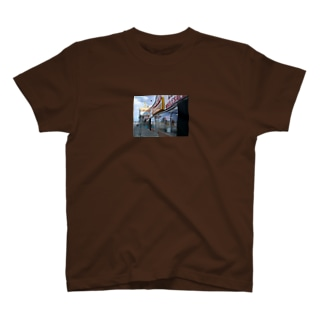 インディアンジュエリーショップ T-shirts