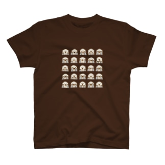 ラッコのフェイシャルマッサージ T-shirts