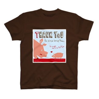 Thank mam T-shirts