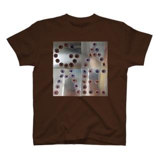 ゲーマー様仕様メタリックGAME T-shirts