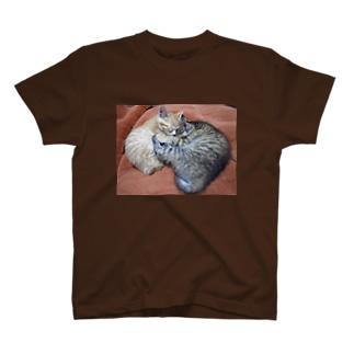 くっつき? T-Shirt