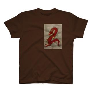 紅龍 T-shirts