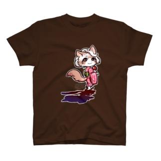 【リクエスト】浴衣クルミ T-shirts
