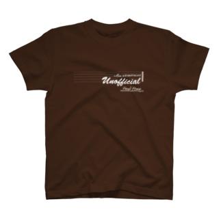 アンオフィシャル(濃色用) T-shirts