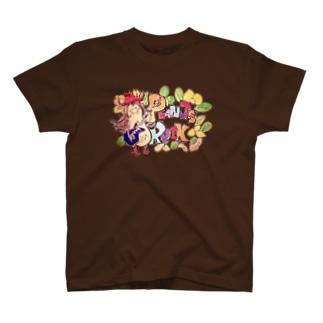 Peanuts Rockちゃん T-shirts