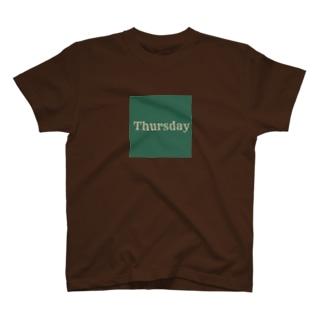 Thursday T-shirts