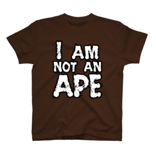 I am not an APE T-shirts