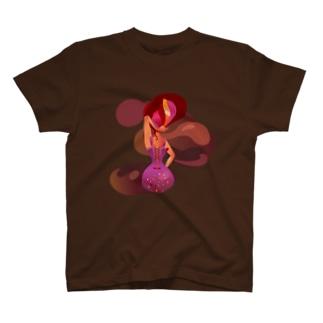 チョコレートの女王 T-shirts