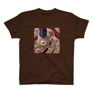 もりそば大明神 T-Shirt