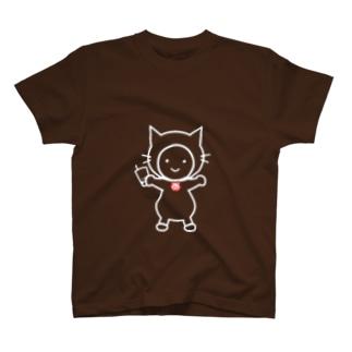たぴねこ T-shirts