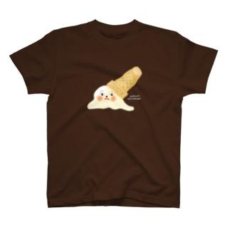 コーンハット・バニラ T-shirts