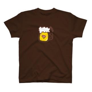 ブタビール T-shirts