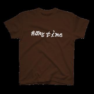 未明のanytime T-shirts