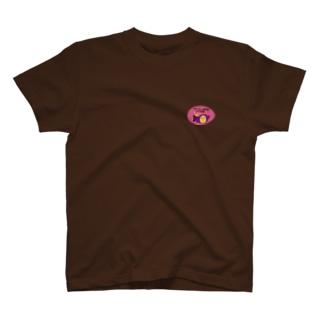 石焼ゴリライモ(ロゴ付き) T-shirts
