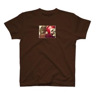 コーヒーショップ T-shirts