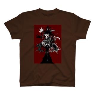 『 赫 と 影 』 T-shirts