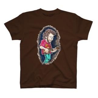 マンドリン T-shirts