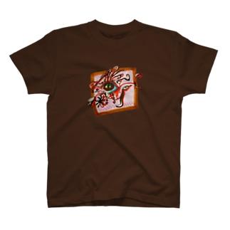 額眼 T-shirts