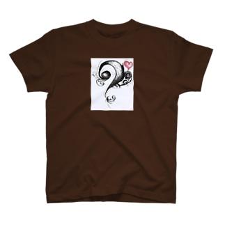 きりんアンサンブル T-shirts