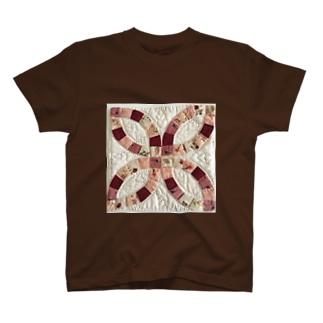 ダブルウェディングリング T-shirts