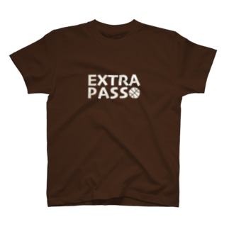 EXTRA PASS  PATTERN LOGO T-shirts